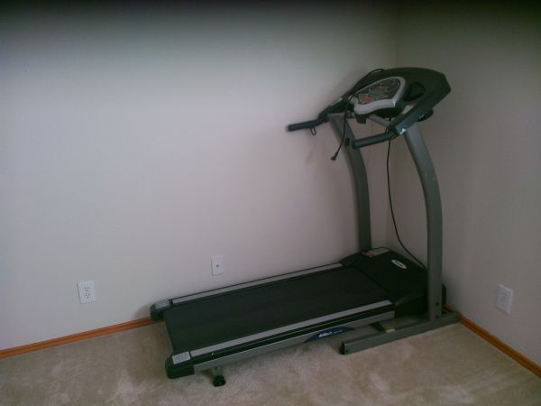 Have one to sell Sell it yourself Triumph Treadmills 415T Treadmill - $180 (1604 marbach)