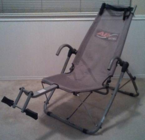 Ab Lounge Ultra Exercise Machine for sit-ups or crunches - $10 ( Boerne, TX)