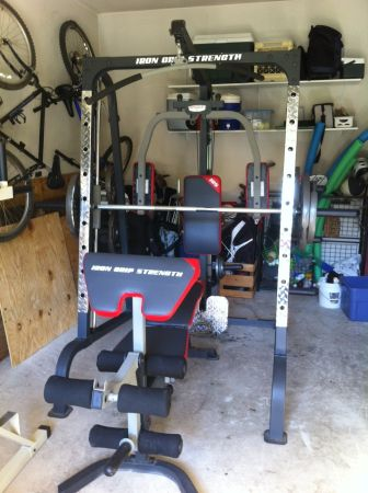 IMPEX Iron Grip Smith Weight Machine - $650 (Universal City)