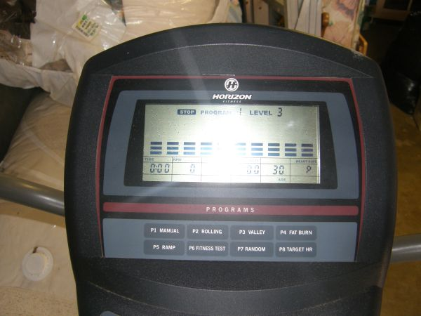 HORIZON FITNESS LS625E Elliptical - $300 (North East)