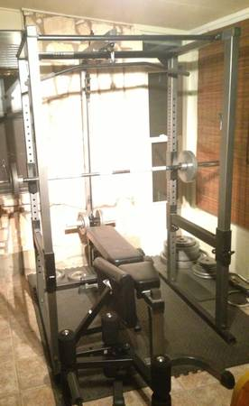 Parabody Power Rack Weight - $750 (North San Antonio)