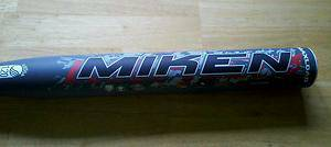 MIKEN MAFIA 2013 Softball Bat 27.5 oz Never Used - $199 (Leon Springs-Boerne)