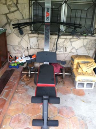Weider Max XP400 - $125 (Downtown)