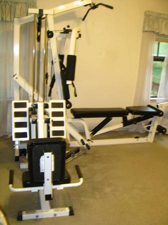 PARABODY Serious Steel 400 Home Gym - $900 (New Braunfels )