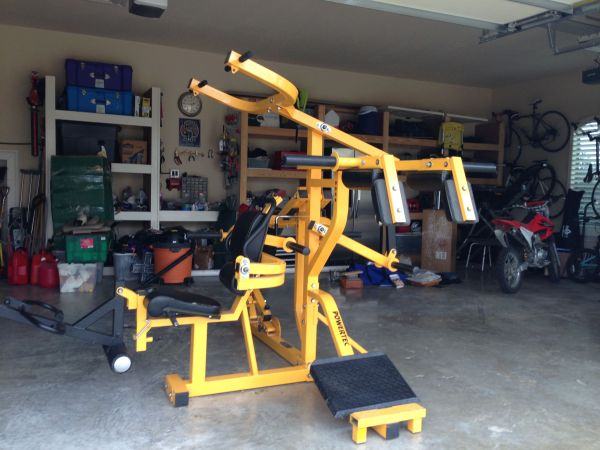 Powertec Workout System - $500 (Helotes)