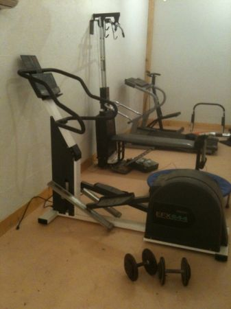 Complete Home Gym Equipment - $1200 (Boerne)