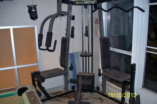 Weider 4100 Home Gym - $100 (NW)