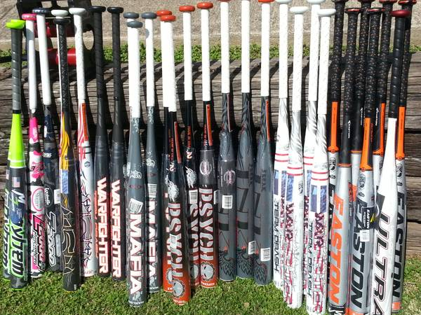 Softball Bats NIW Miken Worth Easton - $111 (SANE)