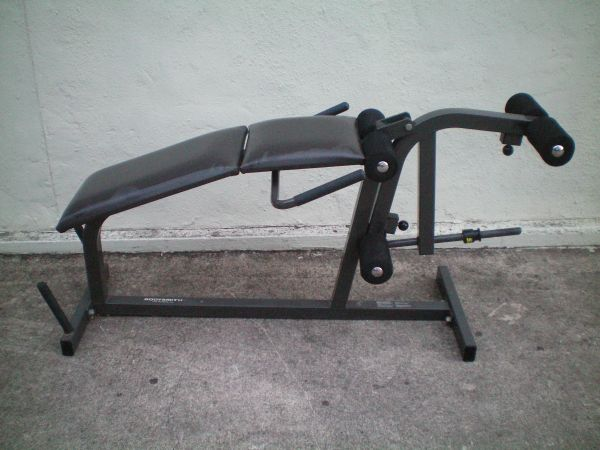 leg weight bench- bodysmith - $125 (san marcos,tx)