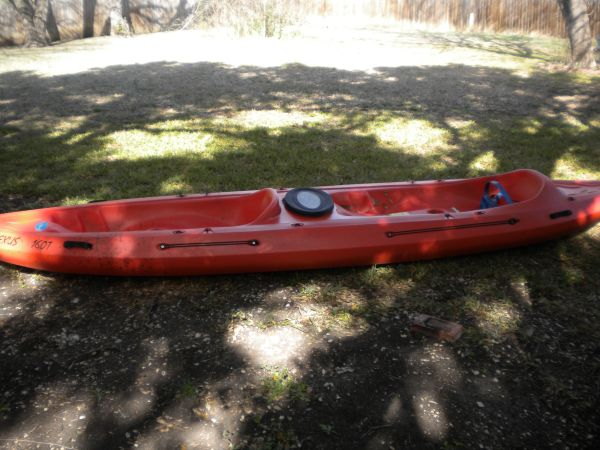 Future Beach Nexus 160T Tandem Kayak - $350 (101 Dailey St., Boerne, TX)