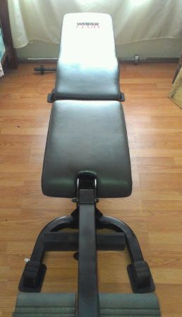 Weider Weight Bench Work out System - $45 (San Antonio)