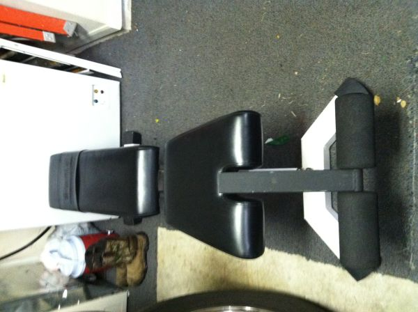 weight bench - Nautilus - $125 (North SA)
