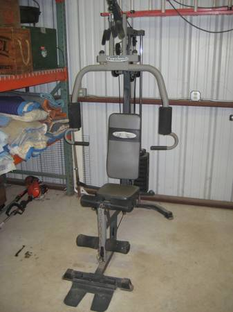 Fitness Equipment - Powerhouse Elite all in one universal gym  - $125 (Lytle)