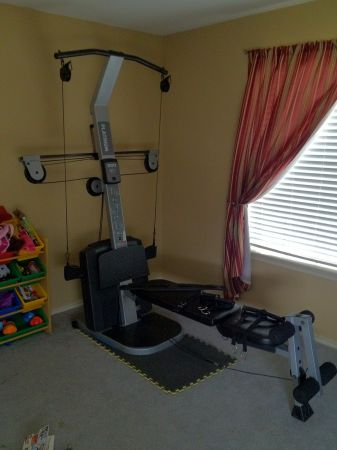 Weider Platinum 600 Crossbow gym - $300 (NW -Sea World)