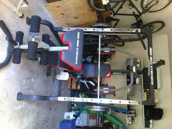 IMPEX Iron Grip Smith Weight Machine - $600 (Universal City)