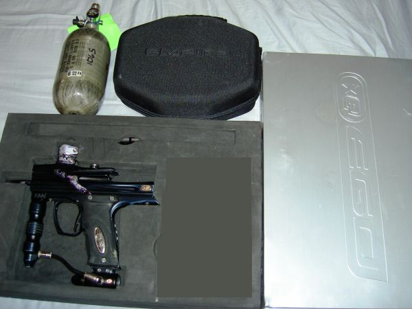 Planet Eclipse Ego 2006 Paintball Marker Halo B Pure Energy 4545 - $300 (San Antonio, TX)