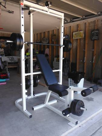 Weider Pro 355 Espotted