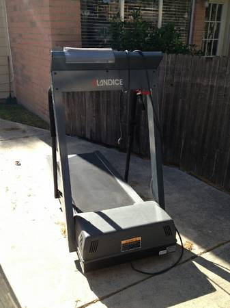 Treadmill - Landice 8700 Sprint - $900 (NW San Antonio)