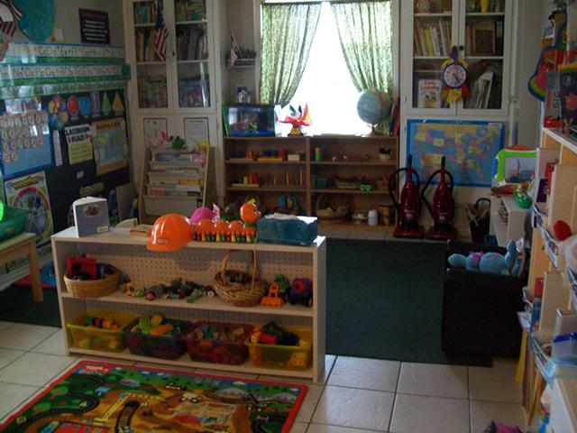 Dependable Home Childcare SPIDEverhart