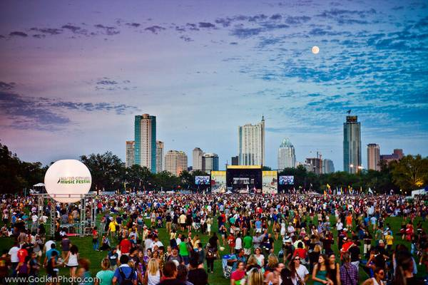 ACL Austin City Limits 2nd weekend 3-day pass - $150 (UTSA)