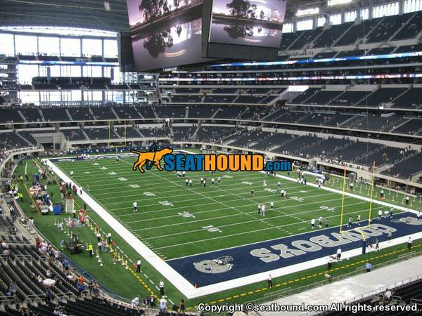 (2) Denver Broncos v Dallas Cowboys 10062013 - $600