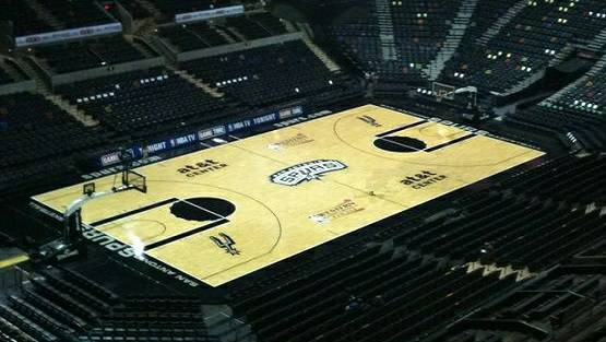 2 or 4 SPURS vs. Cavs tickets w free parking pass - $15