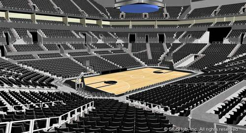 Spurs vs Rockets  1024  19th row  Pre-Game Courtside Exp Access - $60 (san antonio)