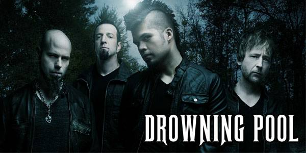 9733 9733 DROWNING POOL Concert Tickets (save $$) - $16 (San Antonio)