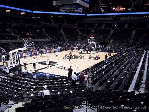 4 Tickets Spurs vs Cavaliers TONIGHT LOWER LEVEL - $95 (Lower Level Section 126 Row 28)
