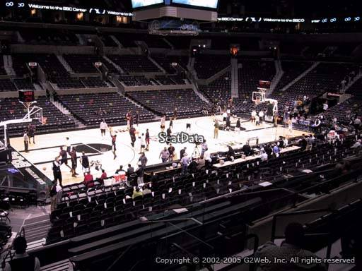 2 Tickets Spurs vs Cavaliers LOWER LEVEL LOW ROW - $100 (Section 124 Row 26)