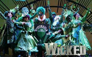 Buy Wicked Musical Tickets