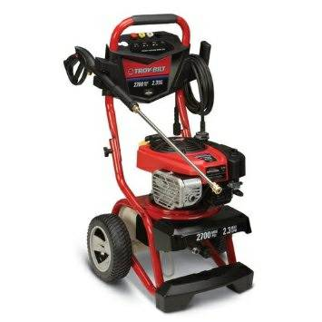 Troy-Bilt 2700 PSI 2.3 GPM Gas Pressure Washer - $230 (Nw)