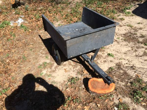 Small Utility Trailer  - x002475 (San Antonio or Floresville)