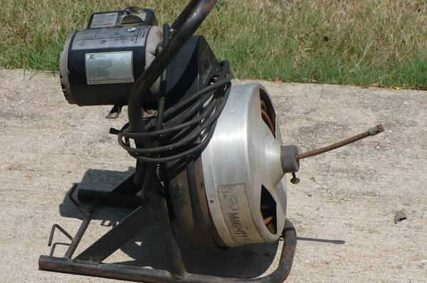 Cobra Mighty Rooter electric drain cleaning machine - $65 (Marble Falls)