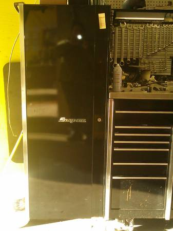 Snap On side cabinet - $800 (nw)