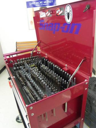 Snap On Tool Box For Sale - $1000