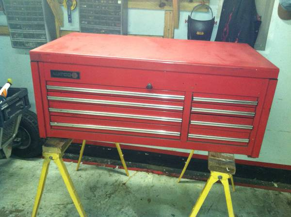 Matco Large Top Tool box - $400 (south san antonio)