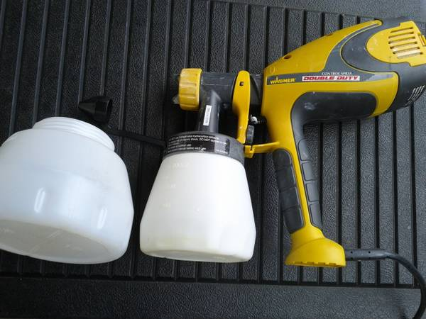 Wagner Paint Sprayer - $35 (South San Antonio)