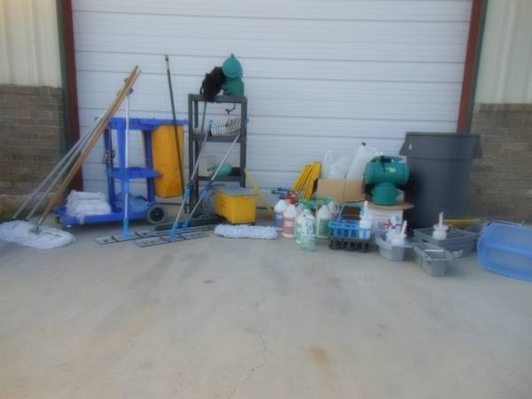 Janitorial Equiptment - $750 (New Braunfels, TX )