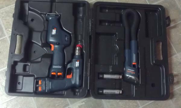 black decker set versa pak - $30 (san antonio tx)