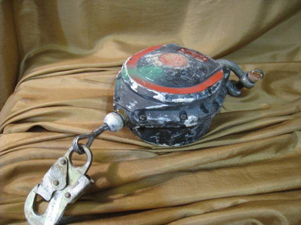 Protecta Fall Arrester Devise with J.R. G. Brake 2501 Max Weight - $140 (NE Judson 1604)