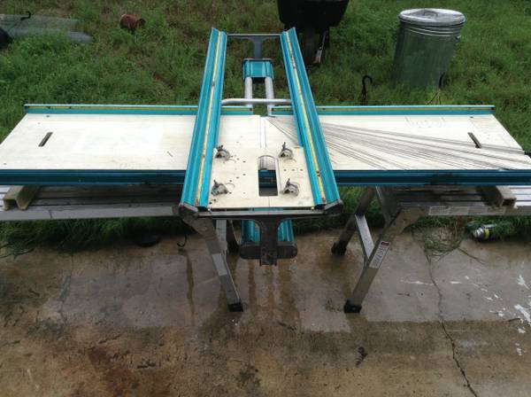 Tapco EZ Angle Saw Table - $200 (NE San Antonio)