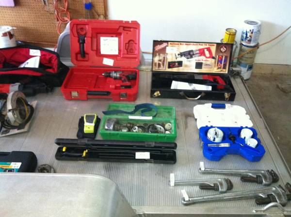 Tools and Plumbing Supplies (San Antonio)