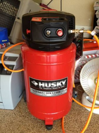Air Tank 1.8hp 155psi 20 Gallon - $150 (7 Nopalito)