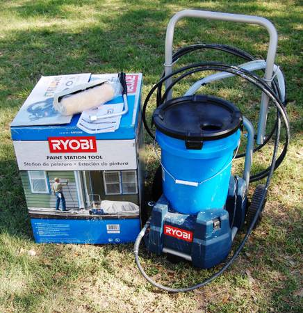 Almost New Power Sprayer - $175 (Castroville)