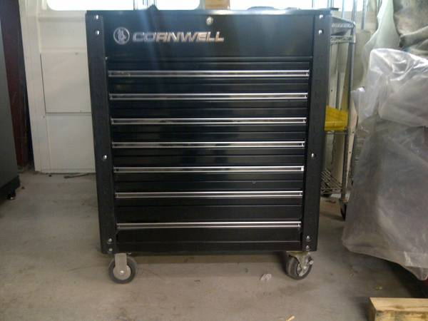 Cornwell Service Cart Espotted