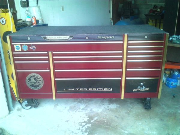 Snapon, Snap-On, 3 Bank, KRL 7003 Series Limited Edition $4700 OBO - $4700 (NorthSide)