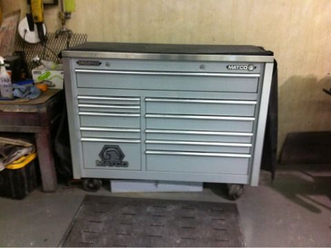 Tools-Matco toolbox - $2800 (410 South35 North)