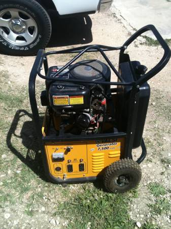 GENERATOR ( VALSI ) - $1050 (South San Antonio)