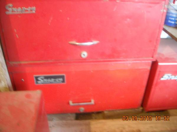 SNAP-ON TOOL BOXES (CASTROVILLE,TEXAS)